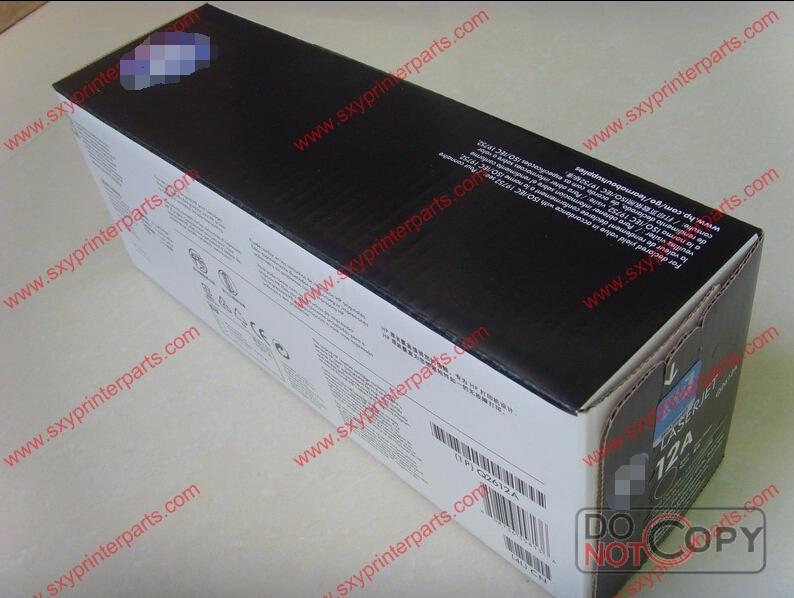Q2612A Compatible Toner Cartridge for HP Toner Cartridge hp12a