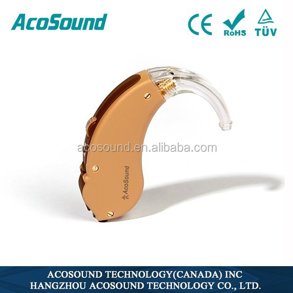 Digital hearing aid open fit GREAT Business Opportunities AcoSound Acomate 210 BTE