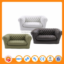 Fashional Pvc Inflatable Sofa / Outdoor Inflatable Sofa For Adult