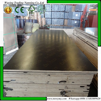 High Quality 18MM*1220*2440 film faced plywood