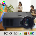 X300 lumens led logo home cinema projector with USB port