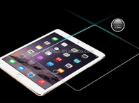 New anti clear tempered glass screen protector for iPad mini