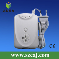 independent Combustible gas detector alarm with high stability AJ-930