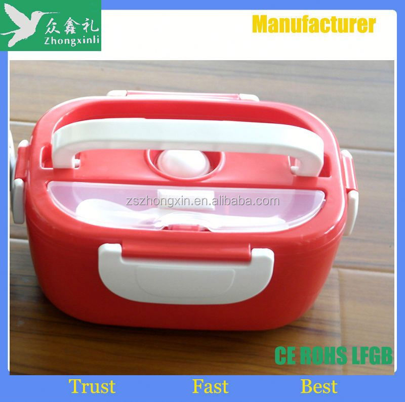 Christmas Promotional Mini Car Buffet Food Warmer Electric Lunch box
