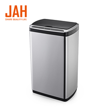 Wholesale commercial stainless steel 50L 13 gallon automatic sensor trash can