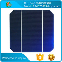 156x156mm Size 4.59W Monocrystalline Small Solar Cell with Low Price