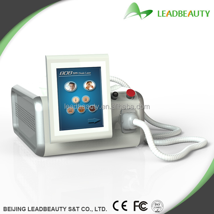 LEADBEAUTY Professional beauty equipment/devices manufacture salon machine 808nm diode laser hair removal