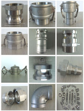 2016 hot sale stainless steel quick camlock coupling made in China