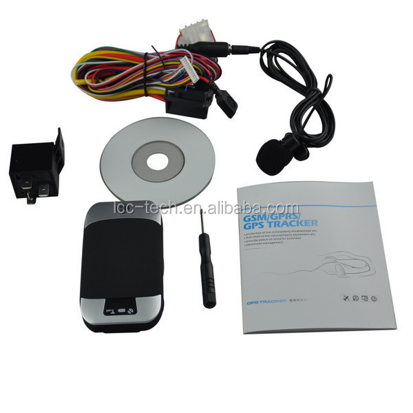 waterproof motorcycle gps tracking system with SMS/GPRS tracking moto anti-theft gps tracker