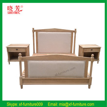 2016 New product home furniture wooden bed sets