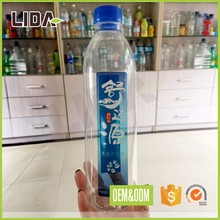 LD-AS-06 Custom printing packaging bottle label sticker on roll