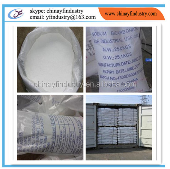sodium bicarbonate price in china