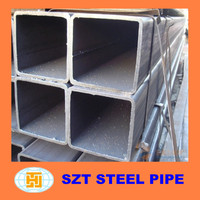 6 bars galvanized square pipe portable cattle cor