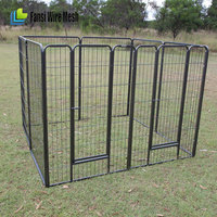 6ft (H ) large Cheap Chain Link Dog Kennels Wholesale With Low Price