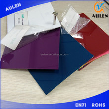 High gloss pvc plastic core laminate sheet