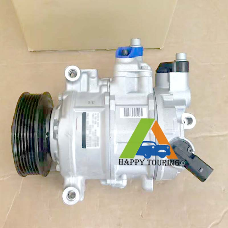 For vw polo compressor ac For VW <strong>BEETLE</strong> TOURAN POLO Passat JETTA GOLF VI V EOS CC 1K0820808D 1K0820808DX 1K0820808F 1K0820859C