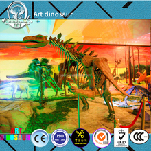 YS88H05 museum Artificial simulation dinosaur skeleton fossils