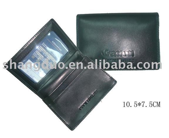 new genuine leather travel wallet holder passport bag