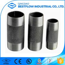 Advanced production technology good reputation astm a105 forged carbon steel pipe nipple