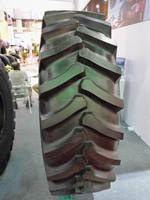 solid rubber tires for tractor farm tractor tires 6.00-12