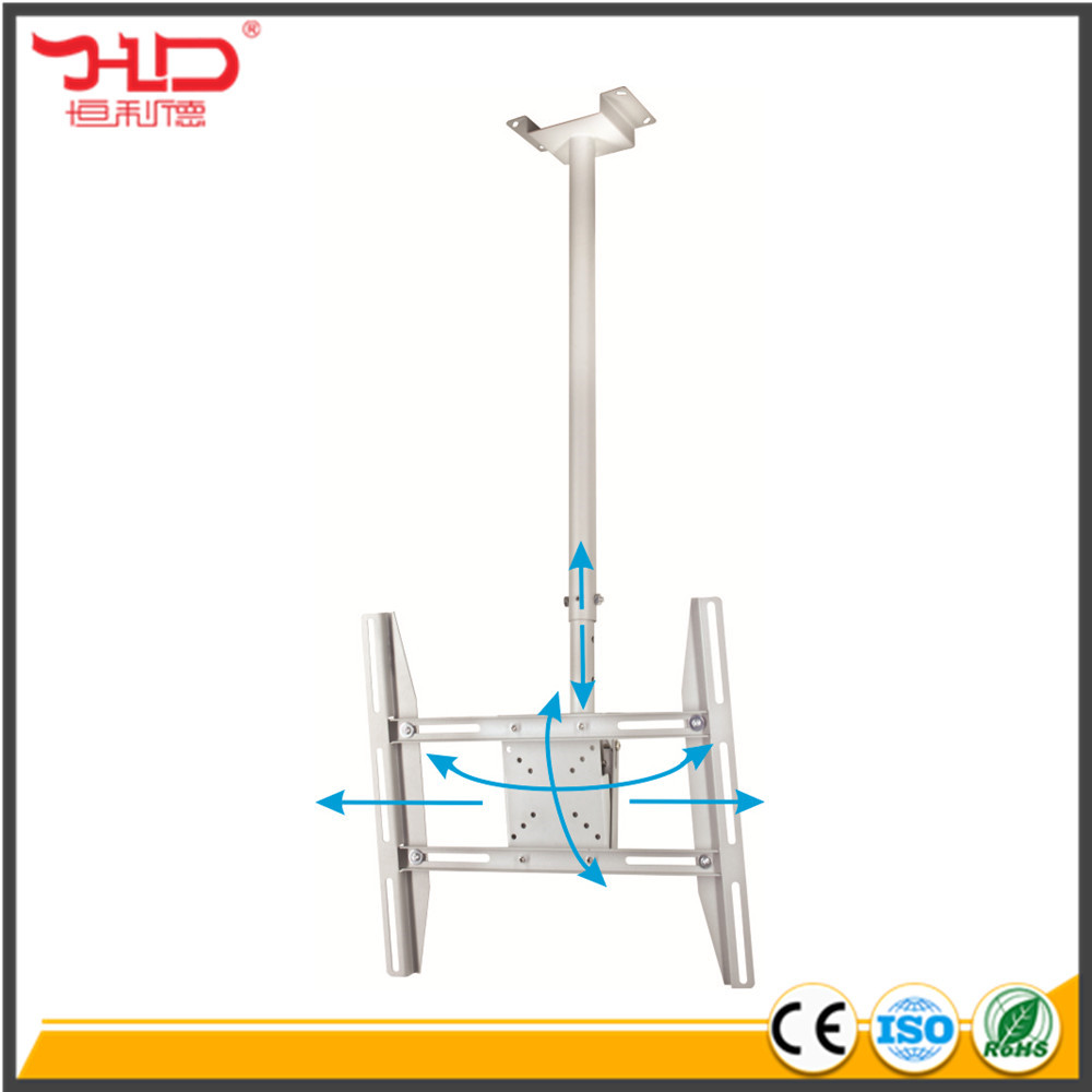 2016 New Design Retractable LED TV Ceiling Mount for 17-40''