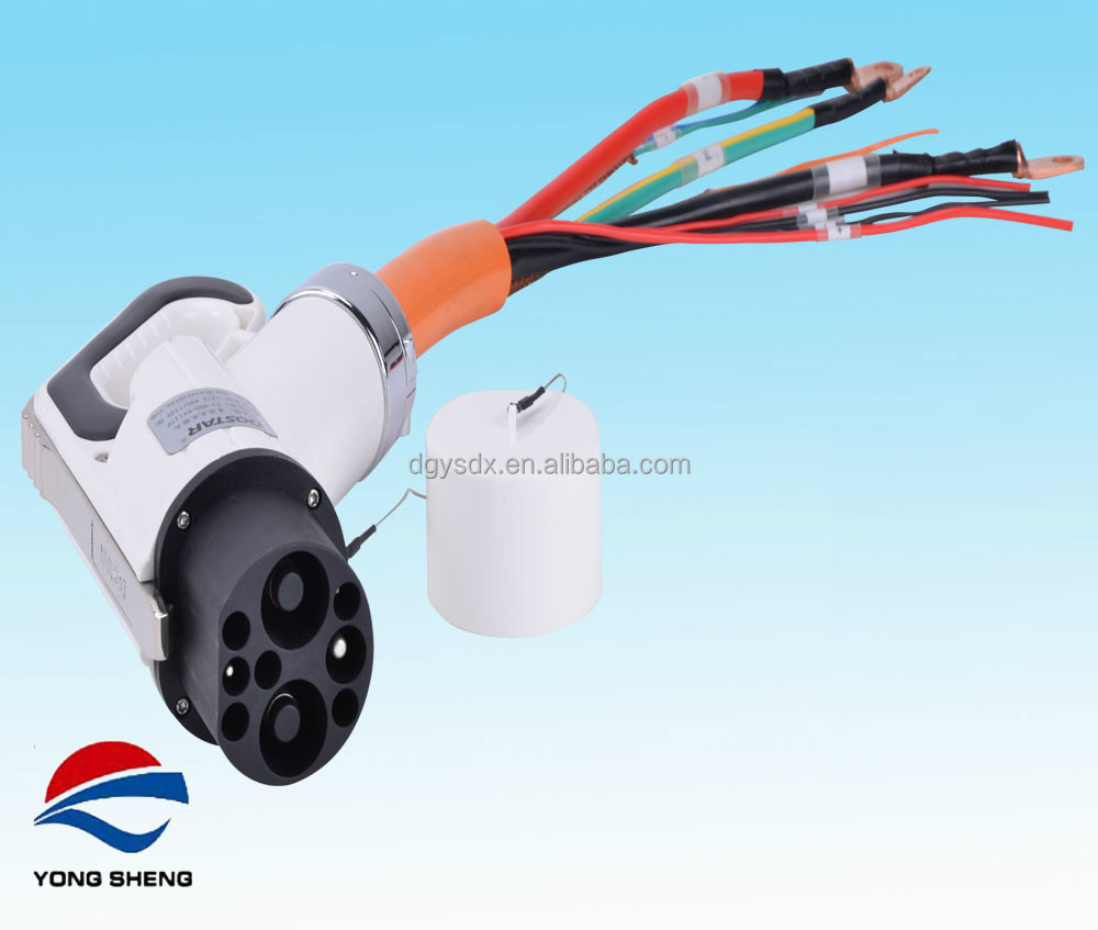 V3 125A EV charging cable
