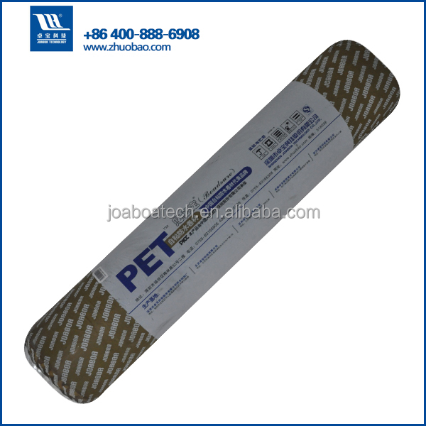 Road construction material for waterproofing