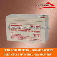battery 12V 7.2Ah for ups,solar,backup,street light .maintenance free