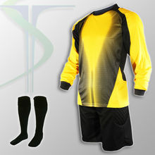 Bespoke football goalkeeper kits