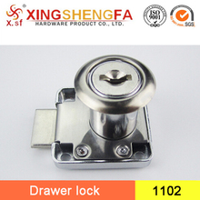 136-22 desk cylinder wooden drawer lock xiaoboshi lock with keys