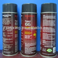 Eco-friendly embroidery 3m spray glue adhesive spray
