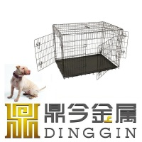Protable dog cages