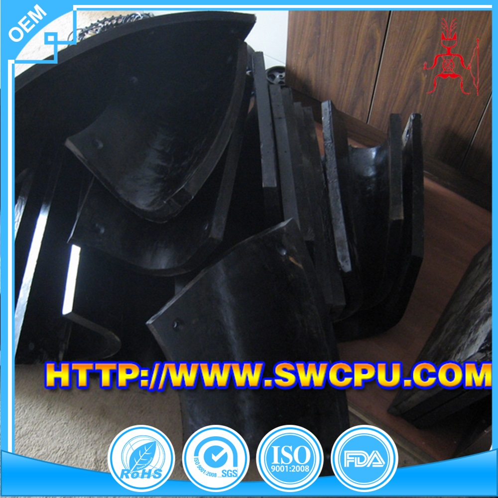 White/black color truck rubber mud flaps from factory