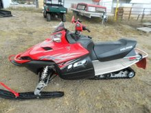 2007 Polaris Cleanfire snowmobile