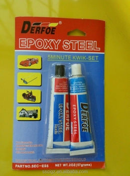EPOXY STEEL GLUE AB GLUE 57g