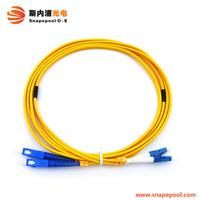 Corning Fiber 3m Indoor LC / FC / ST / SC Fiber Optic Patch Cord Price
