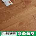 1.5mm top layer Stained Wheat Color Oak Engineered Wood Flooring