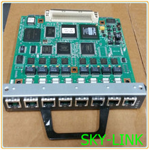 7-Port Network Blade Card PA-MC-8TE1+ for 7600 Series Chassis