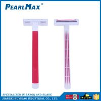 Best selling unique design safety travel razor case from China