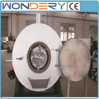 High Quality Rotary Metal Melting Furnace Gas/Oil Fired