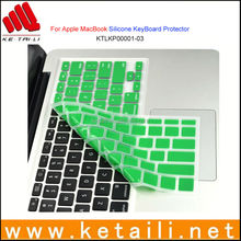 For laptop dustproof and waterproof silicone keyboard cover