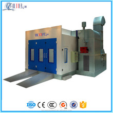 auto garage equipment car paint and dry box oven room