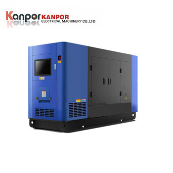 Fixtec China 12KW 15KVA Great Engine Power Diesel Generator With CE&ISO&BV