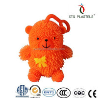 2017Promotional Flashing Toy Little Bear With