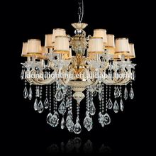 Cheep handcraft murano chandelier from zhongshan factory