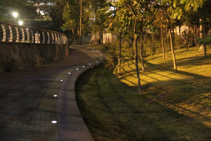 100 240v led walkover lights led under ground lights