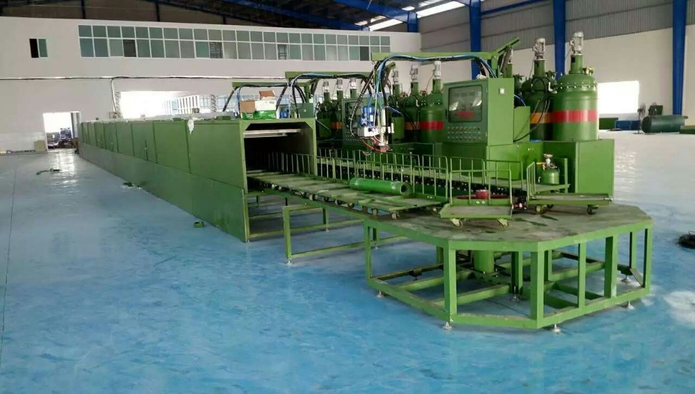 PU shoe sole injection molding machine/slipper making machine