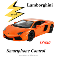 new product universal remote control bluetooth car Lamborghini 1 14 racing car