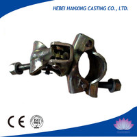 Scaffolding Double Coupler,Right Angel Coupler,Forged Or Pressed,BS1139, EN74 / EN74B