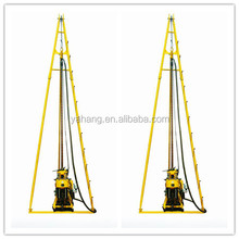 high quality small SPT equipment! 100m-200m water well rotary drilling rig for sale